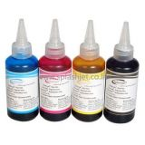 4 color Bottels each 100ml Ink bottles for EPSON CISS Printers - L100 / L200 / L110 / L210 / L300
