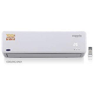 Carrier 1.5 Ton Superia Plus Inverter Split Air Conditioner(White)