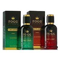 FOGG Scent I M A QUEEN AND BEAUTIFUL SECRET Eau De Parfum Spray For Men(90 ml)