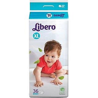 Libero - Baby Open Diaper XL ( 36 Pieces)