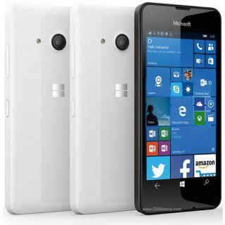 New Microsoft Lumia 550 4G with Windows 10 (Black)