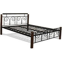 Furniturekraft Queen Size Double Bed