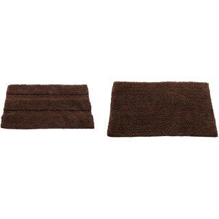 Surhome Set of 2 Cotton Bath Mats CT577
