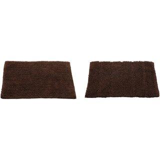 Surhome Set of 2 Cotton Bath Mats CT578