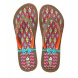 ADVICE Women Khaki Flip-Flop S...