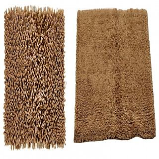 Surhome Set of 2 Cotton Bath Mats CT588