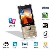 Chilli-B50 Selfie Camera Dual Sim GSM With Facebook Multimedia Phone