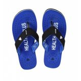 ADVICE Women Blue Flip-Flop Sl...