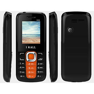 IKall K99 (1.8 Inch Dual Sim BIS Certified Made in India)