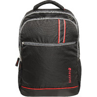 Safari Fusion Black Laptop Backpack-LXWXH-33.5X15X47