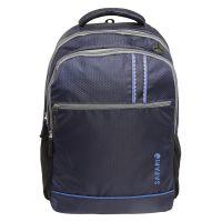 Safari Fusion Navyblue Laptop Backpack-LXWXH-33.5X15X47
