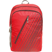 Safari Seesaw Red Causal Backpack-LXWXH-33.5X15X47