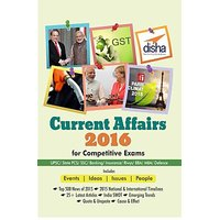 Current Affairs 2016 for Competitive Exams - UPSC/ State PCS/ SSC/ Banking
