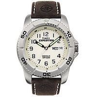 Timex Men's T466819J Expedition Traditional Analog Brown