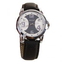 SKIN White/Grey Dial Analog Watch