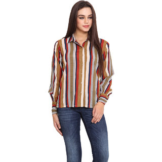 La Stella Women Multi Shirt