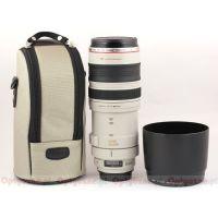 Canon EF 100-400mm f/4.5-5.6L IS USM Autofocus Zoom Lens+ 1 Year Seller warranty