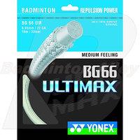 Yonex BG 66 Ultimax Badminton String (Assorted)