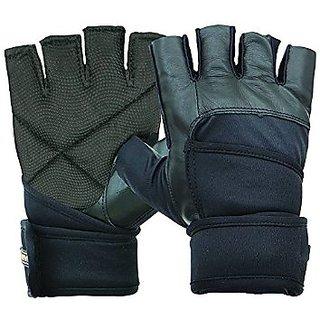 Nivia Prowrap Sports Glove - Medium