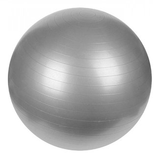 Nivia Anti Burst Exercise Ball with foot pump 75 cm