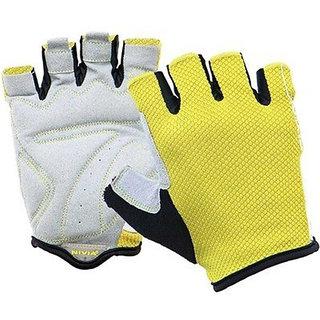 Nivia Cromo Sports Glove - S