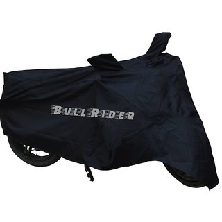 DealsinTrend Two wheeler cover without mirror pocket with Sunlight protection Hero Karizma