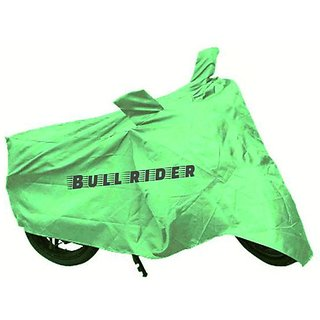 DealsinTrend Bike body cover with mirror pocket All weather for  TVS Scooty Pep+