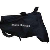 Bull Rider Two Wheeler Cover for Bajaj Platina 100 with Free Arm Sleeves