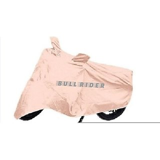DealsinTrend Two wheeler cover with mirror pocket with Sunlight protection Honda Activa 3G