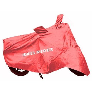 DealsinTrend Bike body cover without mirror pocket Custom made for LML Select 4 KS