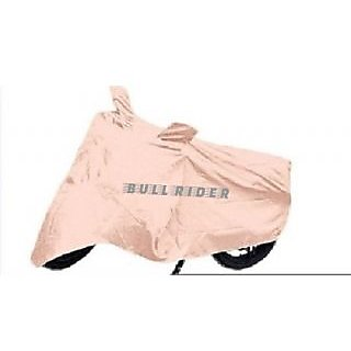 BullRider India Bike body cover with mirror pocket Dustproof for Bajaj Discover 150 F