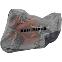 Bull Rider Two Wheeler Cover for Yamaha Fazer with Free Key Chain