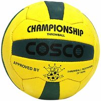 COSCO THROW BALL - CHAMPIONSHIP (SIZE-5)