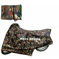 BRB Body cover with mirror pocket Water resistant for Bajaj Platina ES