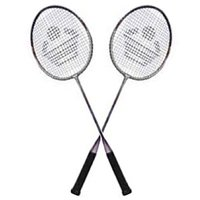 Cosco CB-80 BADMINTON RACKETS (With Full Cover) - PACK OF 2