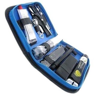 Shaving Kit Travel Bag Pack Mens Morning Glory Size Length-6 Width-4 No Quest