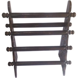 Onlineshoppee Wooden Bangle Stand (Option 8)