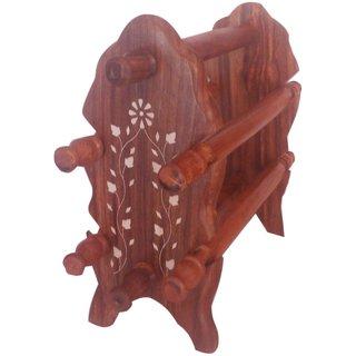 Onlineshoppee Wooden Bangle Stand (Option 3)