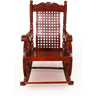 Onlineshoppee Grandpa Rocking Chair