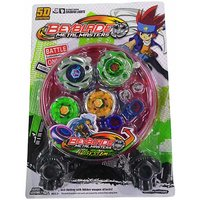krypton Battle Top Super High Point Extreme Top System Beyblade