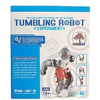 Tumbling Robot Experiment