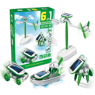 6 in 1 Solar kit- Educational Toy
