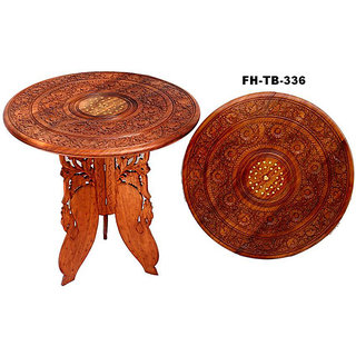 Online Shoppee Wooden Foldable Table (Option 1)