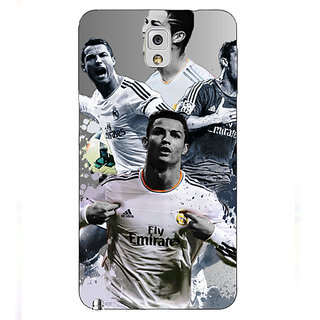 EYP Cristiano Ronaldo Real Madrid Back Cover Case For Samsung Galaxy Note 3 N9000 90307
