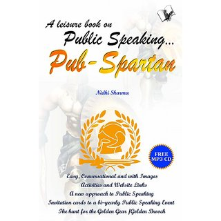 A Leisure Book On Public Speaking Pub Spartan