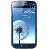 Samsung Galaxy Grand Duos (GT-I9082) Blue (Double Flip)