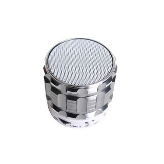 Callmate-Bluetooth-Speaker-Tower-Silver