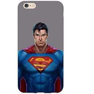 EYP Superheroes Superman Back Cover Case For Apple iPhone 6 Plus 170382