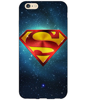 EYP Superheroes Superman Back Cover Case For Apple iPhone 6 Plus 170383