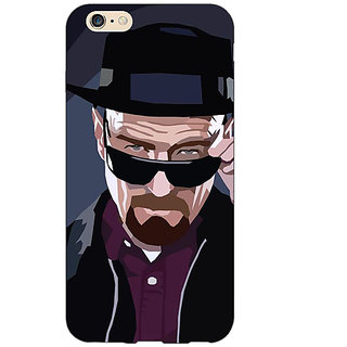 EYP Breaking Bad Heisenberg Back Cover Case For Apple iPhone 6 Plus 170416